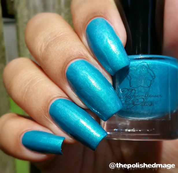 moonflower polish mas caribe phone sun