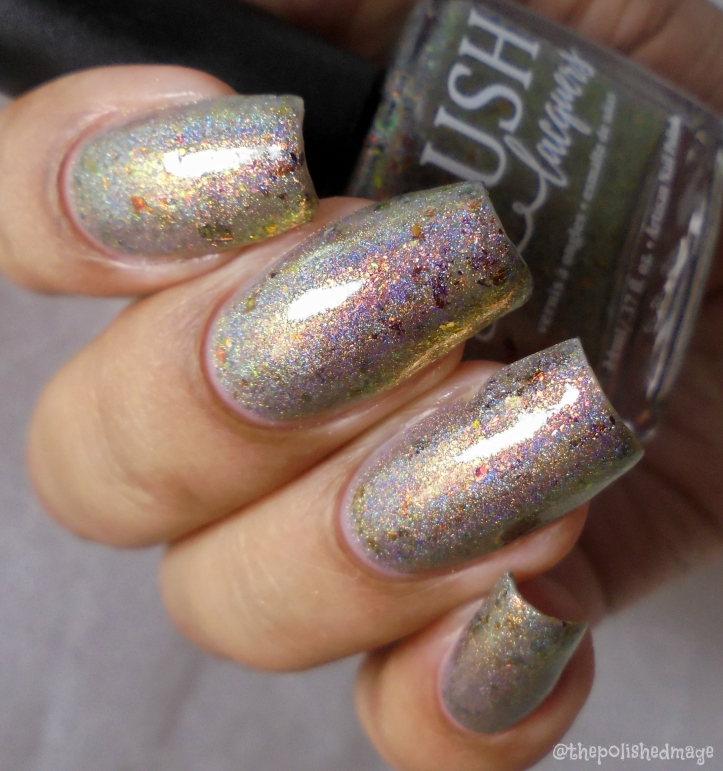 blush lacquers frosted foliage 2