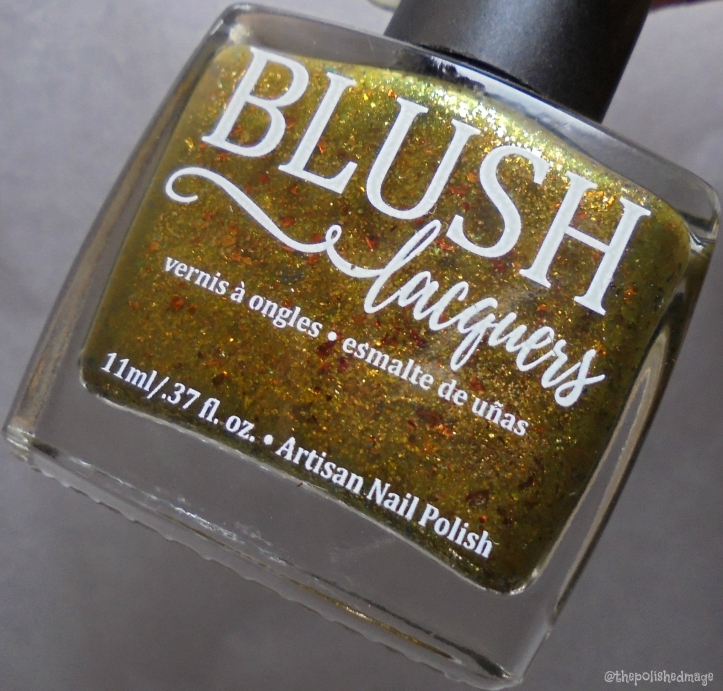 blush lacquers puddle jumper