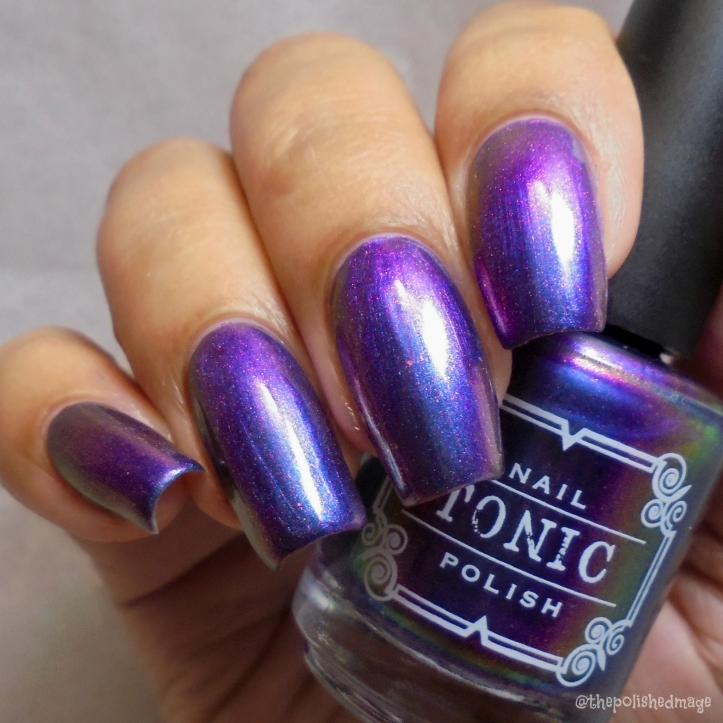 tonic polish hush