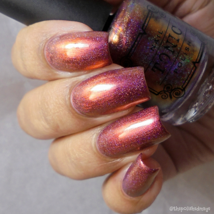 tonic polish rose 2