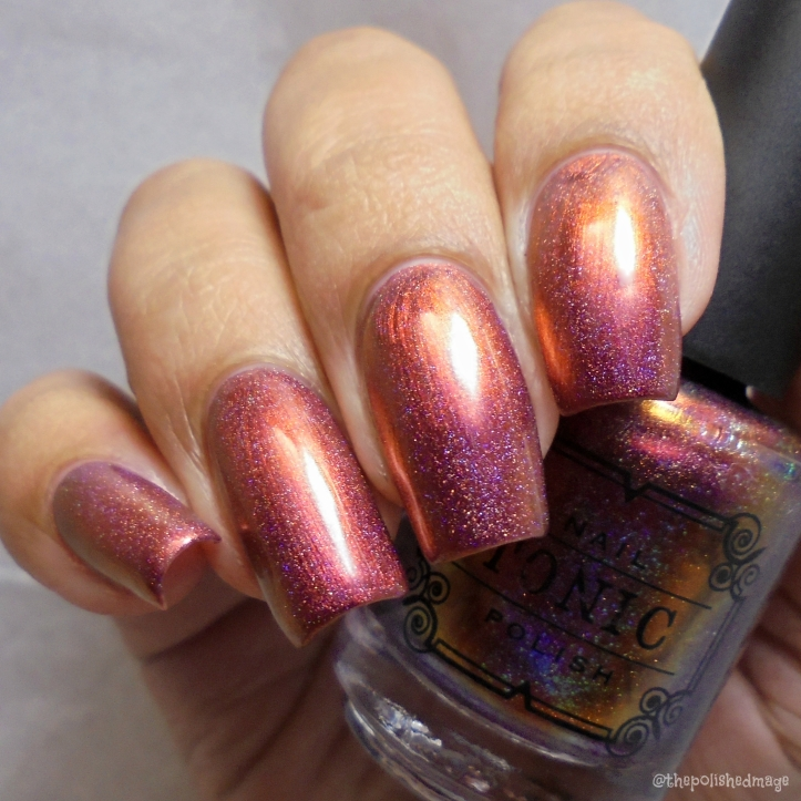tonic polish rose