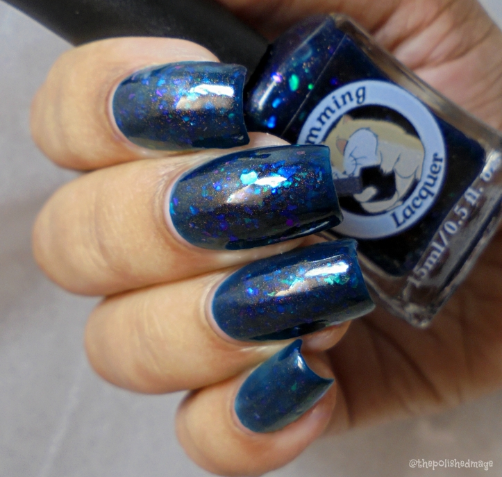 lemming lacquer faerie pools 2