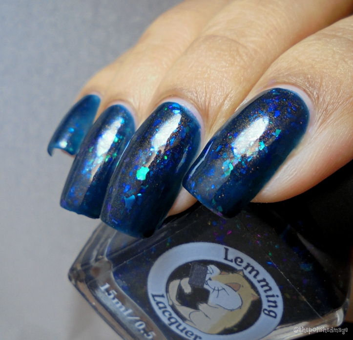 lemming lacquer faerie pools 3