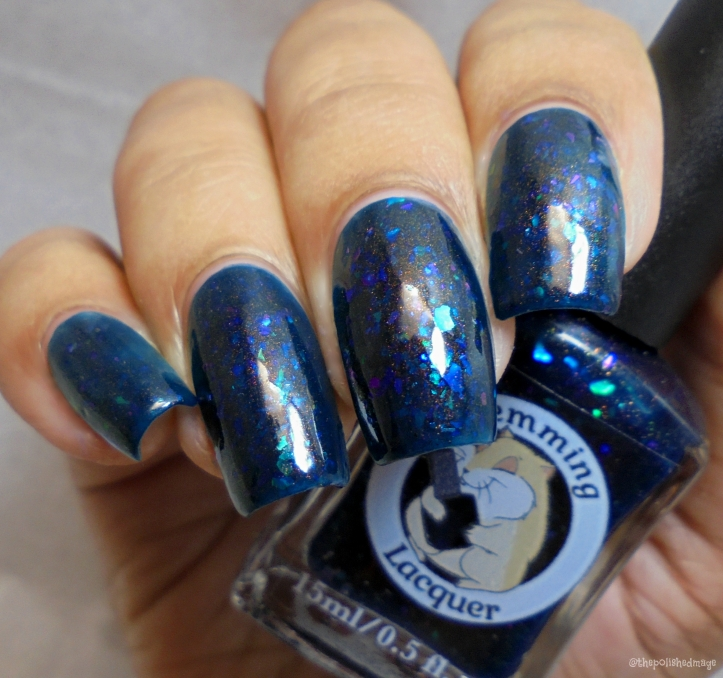 lemming lacquer faerie pools