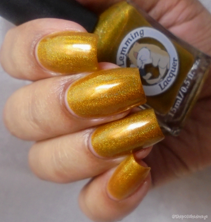 lemming lacquer golden age of people 3