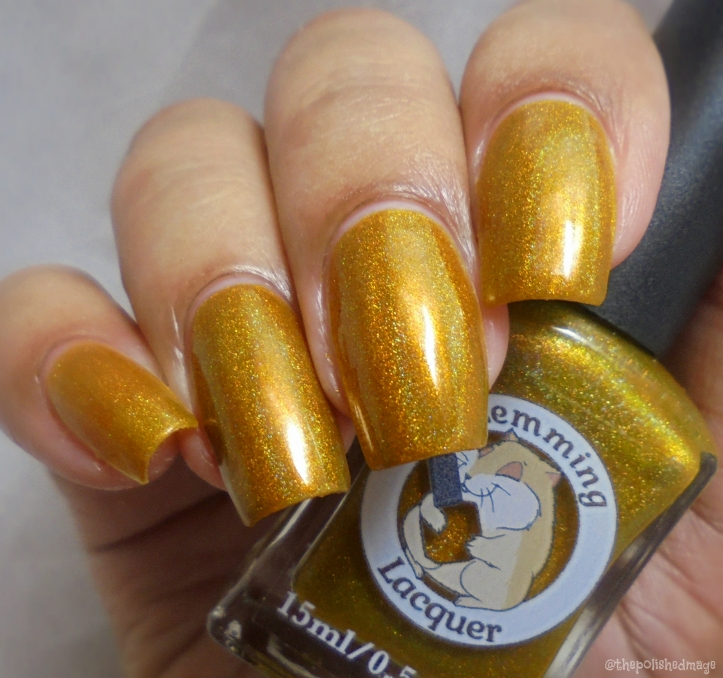 lemming lacquer golden age of people