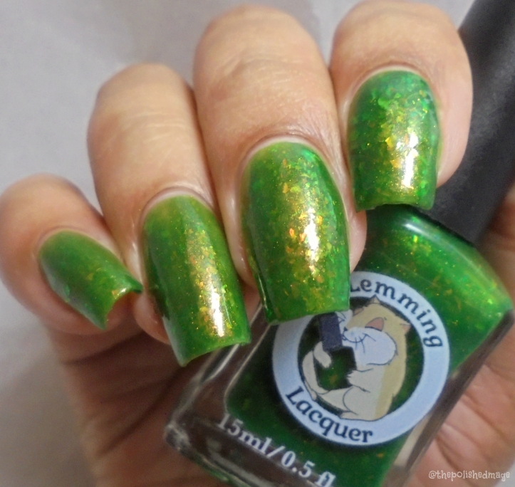 lemming lacquer midsummers night