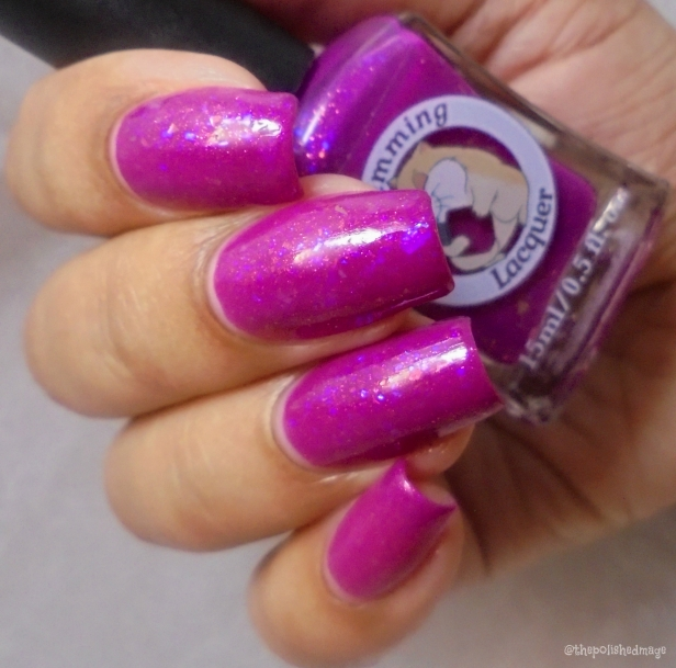 lemming lacquer queen titania 2