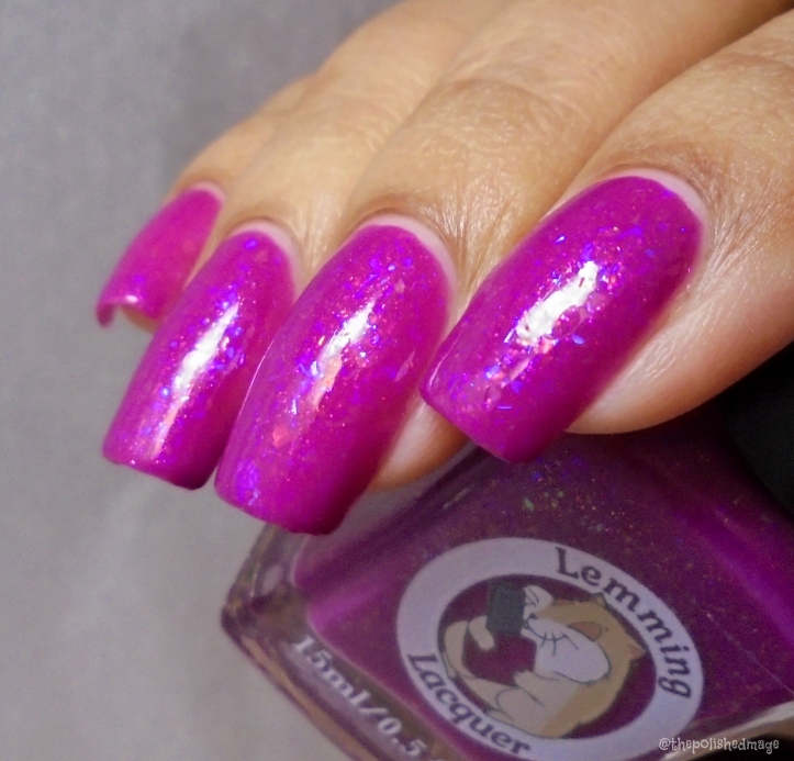 lemming lacquer queen titania 3