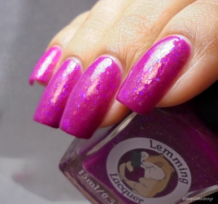 lemming lacquer queen titania 5