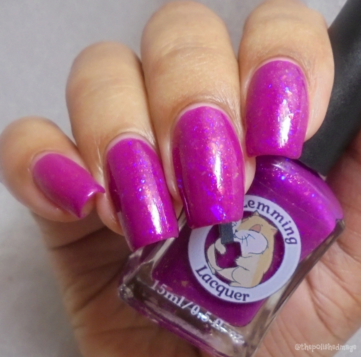 lemming lacquer queen titania