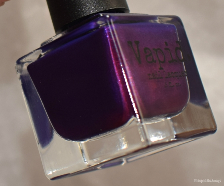 vapid lacquer concord