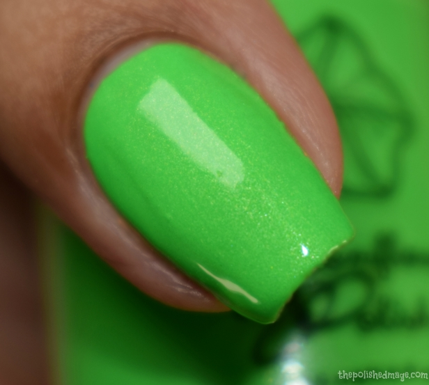 moonflower polish electric slime 2