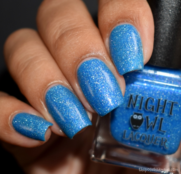 night owl lacquer drooble's best blowing gum 2