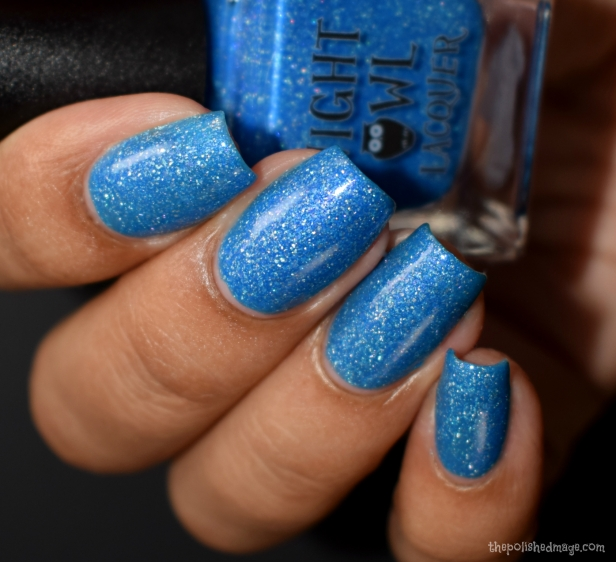 night owl lacquer drooble's best blowing gum 3