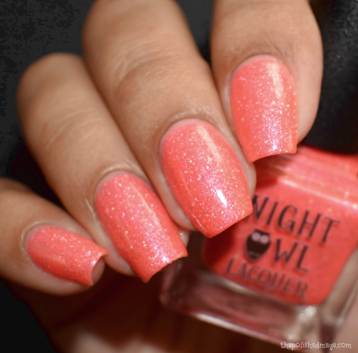 night owl lacquer fizzing whizbees 2