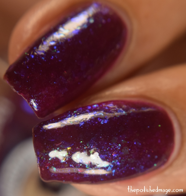 lemming lacquer not myself today 2