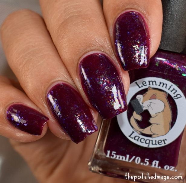 lemming lacquer not myself today 4