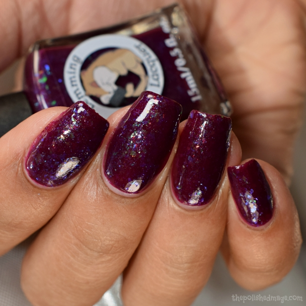 lemming lacquer not myself today 5