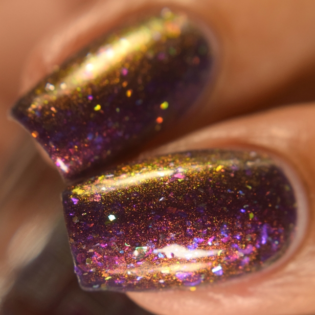 night owl lacquer love is powerful magic 2