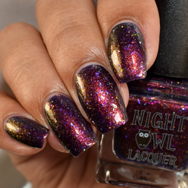 night owl lacquer love is powerful magic 5