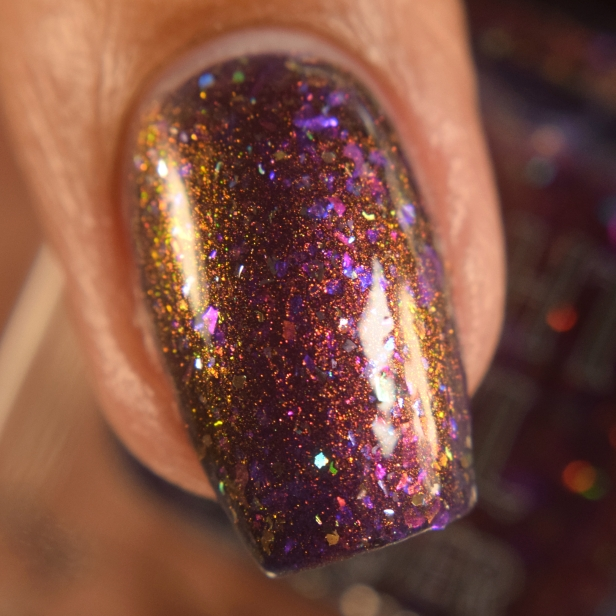 night owl lacquer love is powerful magic