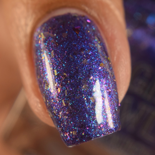 night owl lacquer pop goes the blurple