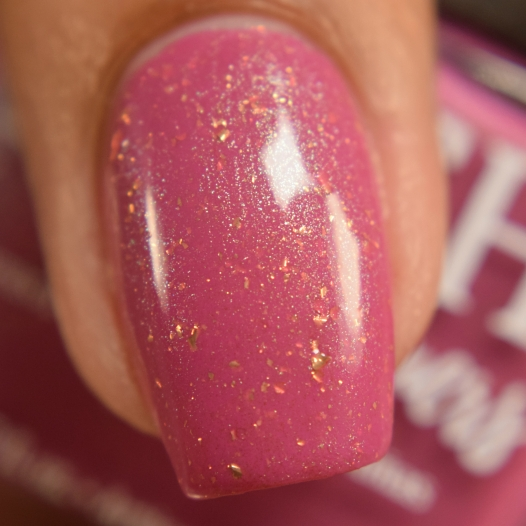 blush lacquers decatur street diva