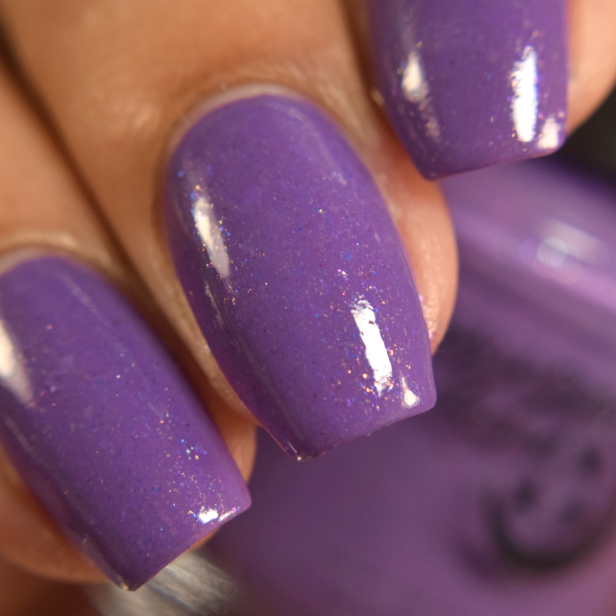 geekish glitter lacquer i lilac you alot 3