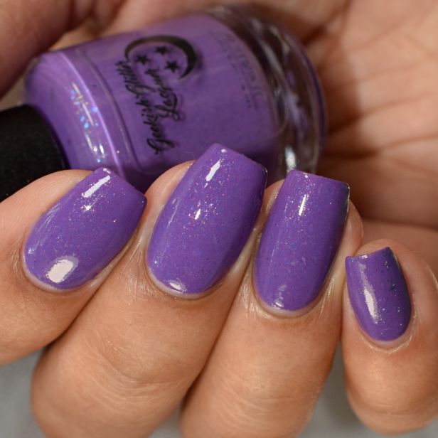 geekish glitter lacquer i lilac you alot 5