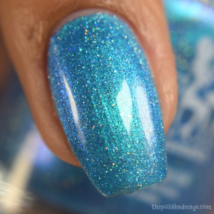 girly bits march cotm blue