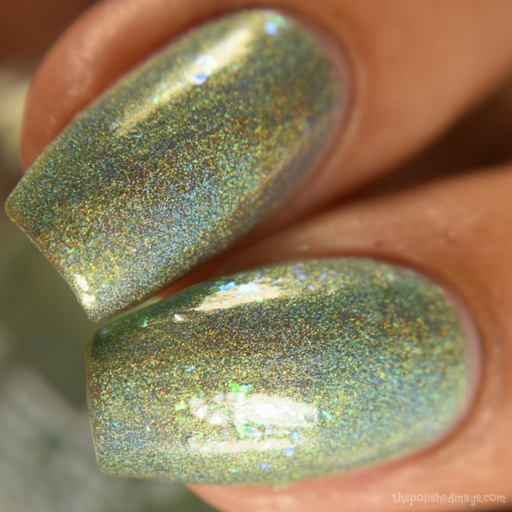 girly bits march cotm green 2