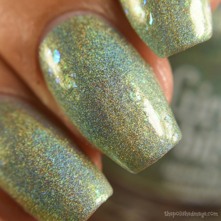 girly bits march cotm green 3