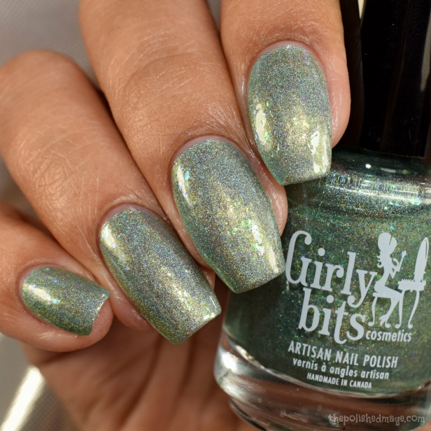 girly bits march cotm green 4