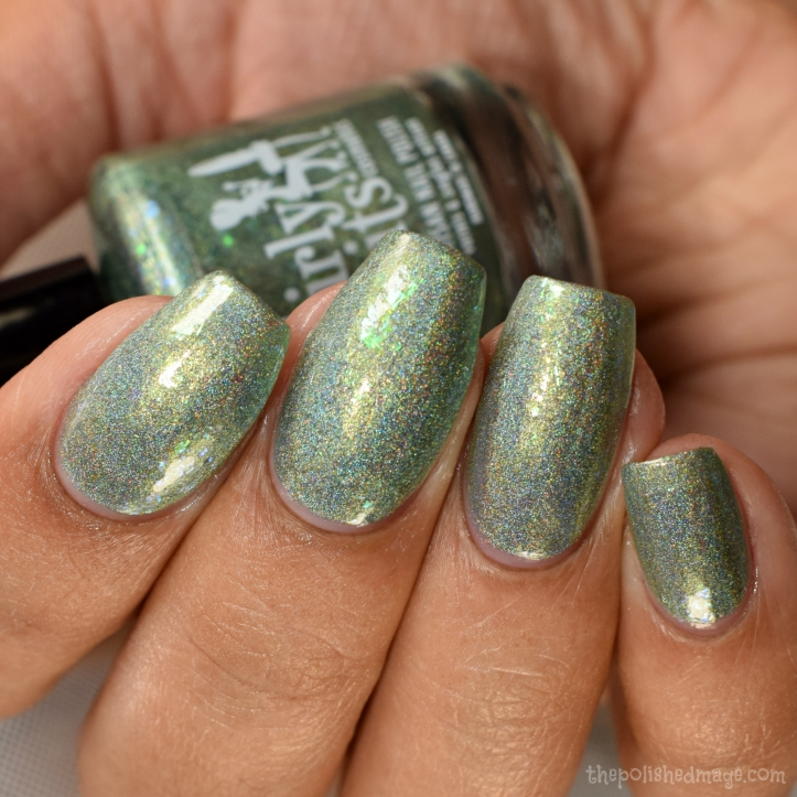girly bits march cotm green 5