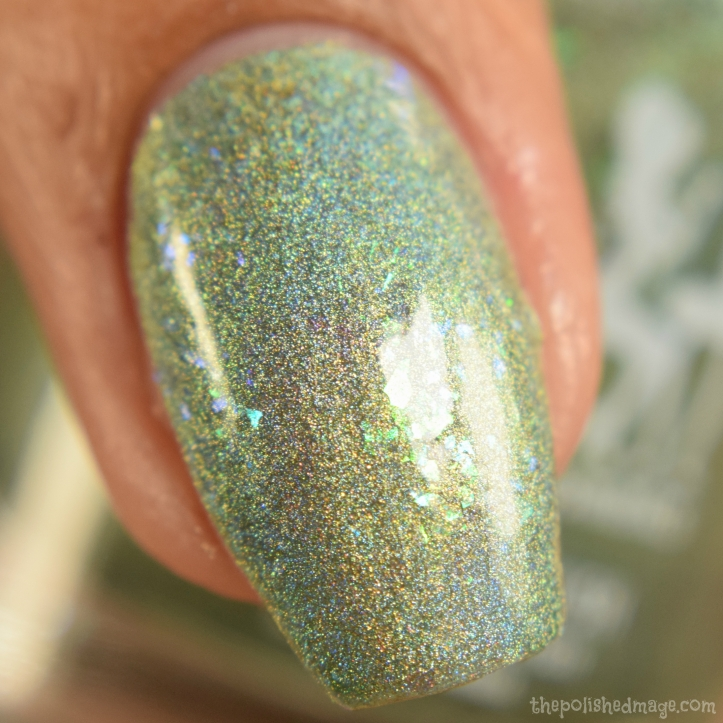 girly bits march cotm green