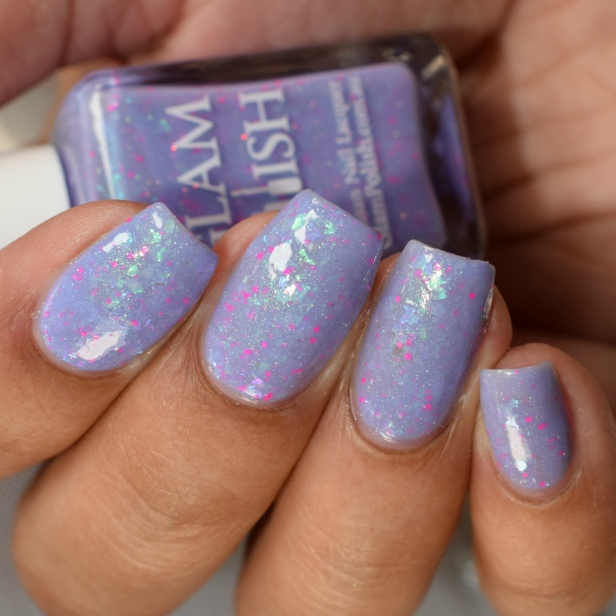 glam polish always be a unicorn 5