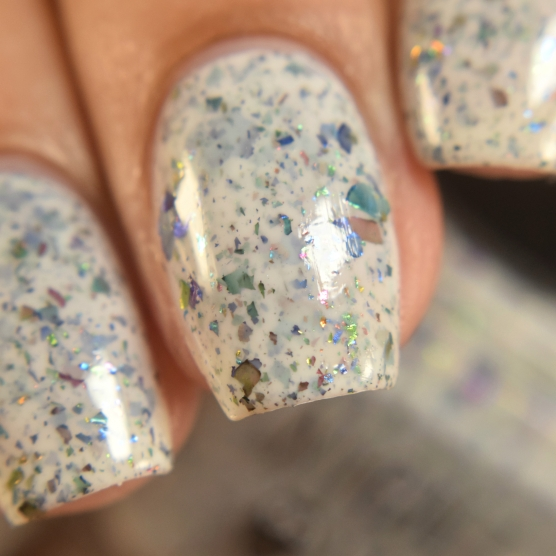 night owl lacquer it would take a miracle 3