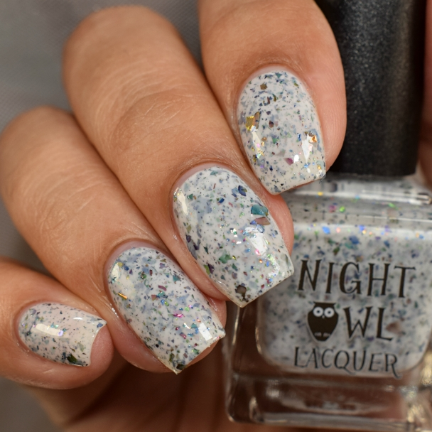 night owl lacquer it would take a miracle 4