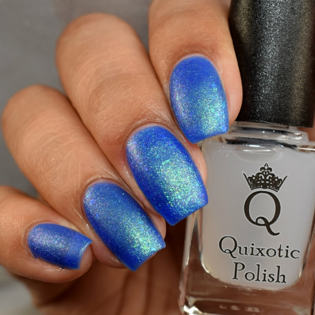 quixotic polish funny creature matted