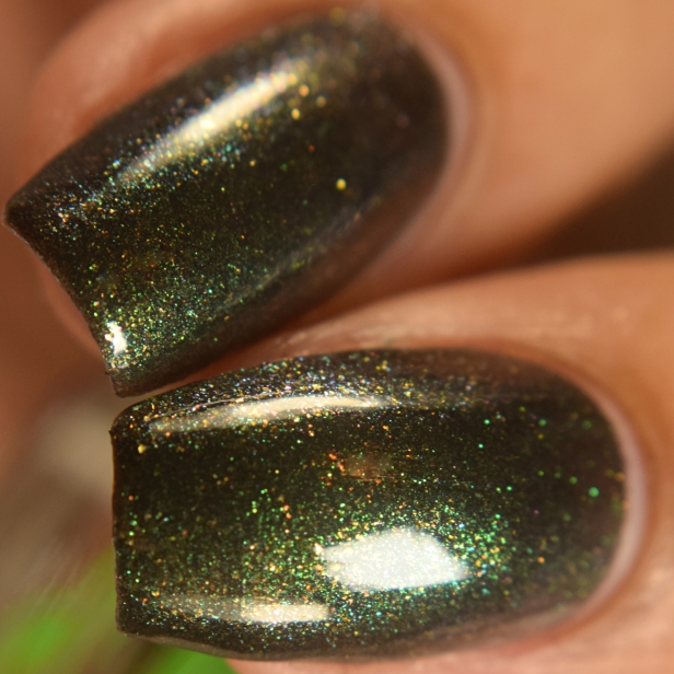 soothing soul lacquer emerald forest 2