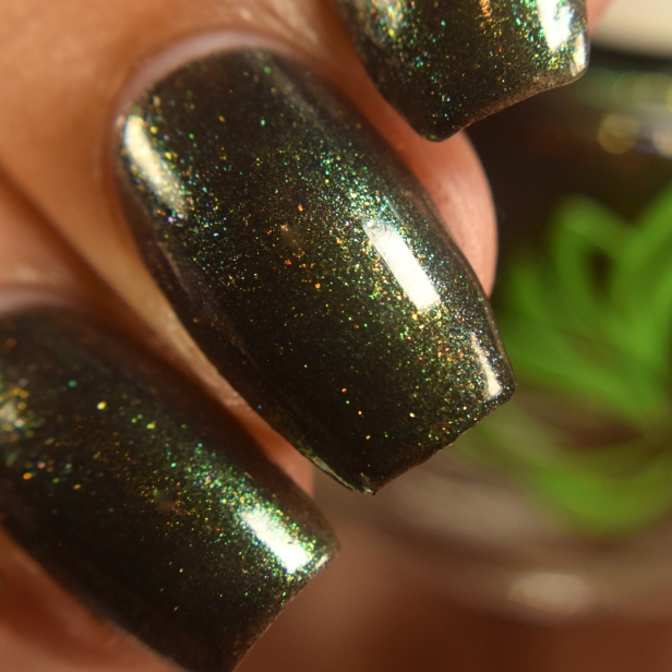 soothing soul lacquer emerald forest 3