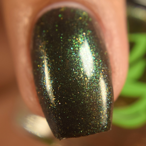 soothing soul lacquer emerald forest