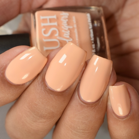 blush lacquers as if 3