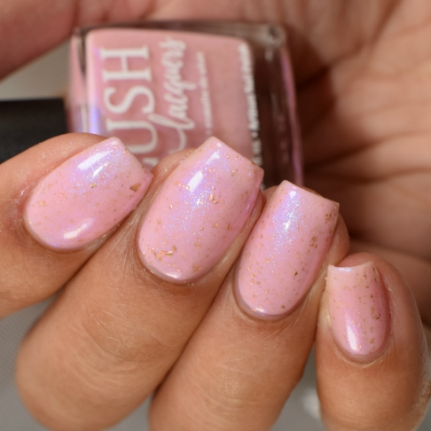 blush lacquers cotton candy rays 4