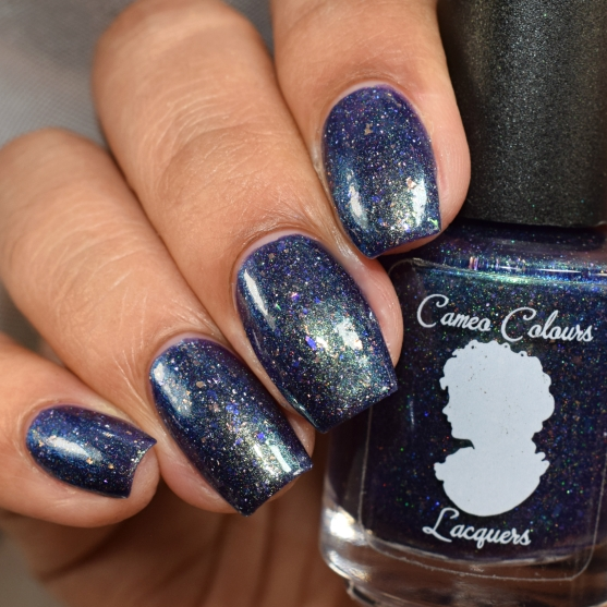 cameo colours lacquer id give my ear for an iris 4