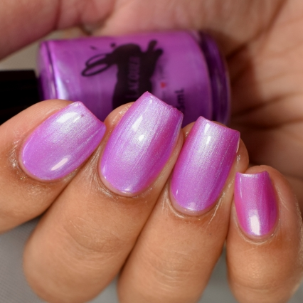 leesha lacquer blooming bluebells 3