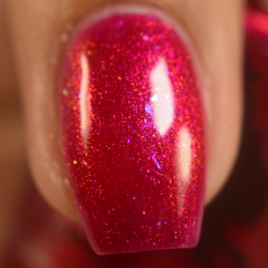leesha lacquer crawfish crayfish crawdad
