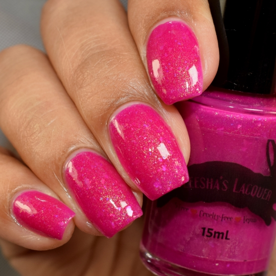 leesha lacquer who dat 2